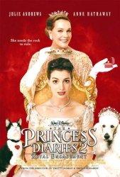 Princess Diaries 2 Poster