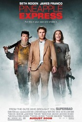 The Pineapple Express Poster