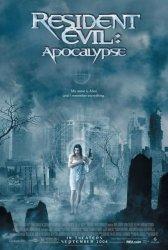 Resident Evil 2: Apocalypse Poster