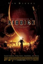 Pitch Black 2: The Chronicles of Riddick Poster