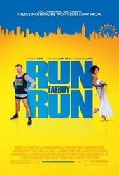 Run, Fat Boy, Run Poster
