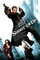 Shoot-Em-Up Poster