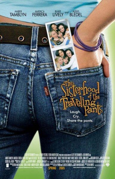Sisterhood of the Traveling Pants Poster
