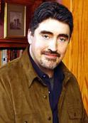 Alfred Molina is Doctor Ock