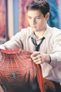 Tobey Maguire As Peter Parker
