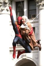 Spider Man 2 Set Pic