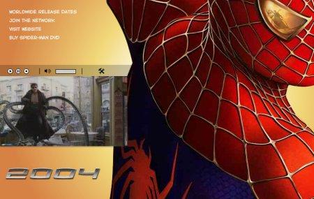 SpiderMan 2 Internet Trailer