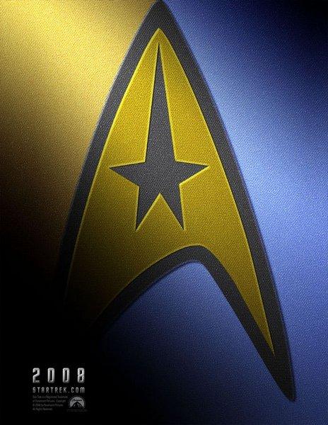 Star Trek 11 Teaser Poster