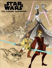 Star Wars Clone Wars Cartoon