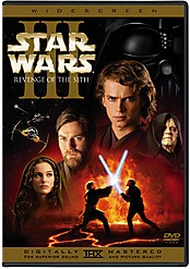 Star Wars 3 DVD