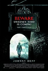 Sweeney Todd: The Demon Barber of Fleet Street Poster