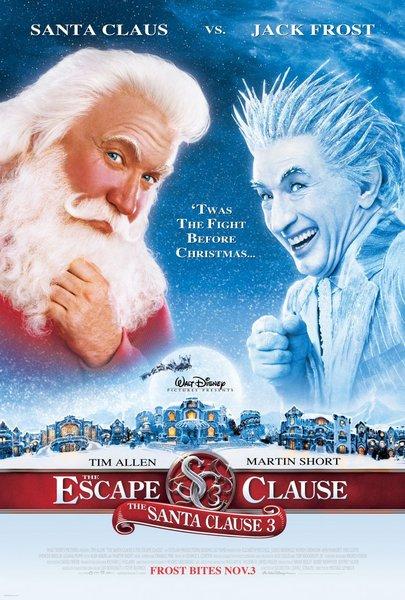 Santa Clause 3: The Escape Clause Poster