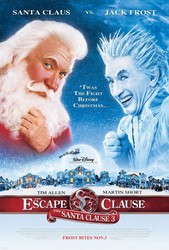Santa Clause 3: The Escape Clause Poster