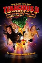 Tenacious D: The Pick of Destiny Poster