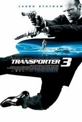 The Transporter 3 Poster