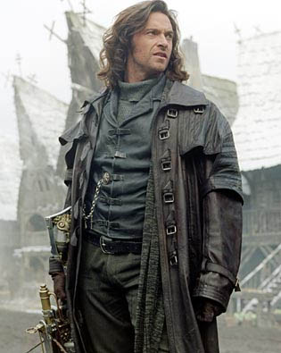Hugh Jackman in Van Helsing