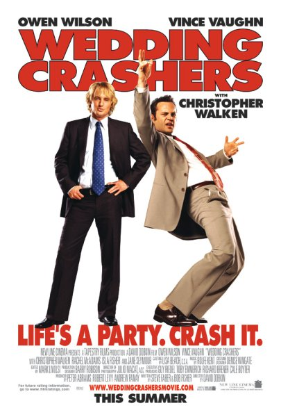 The Wedding Crashers Poster