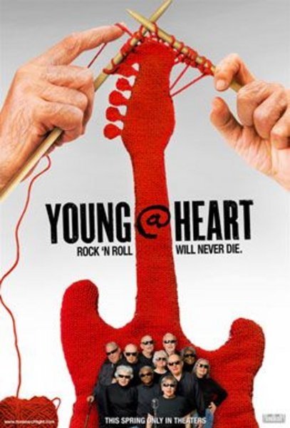 Young@Heart Poster